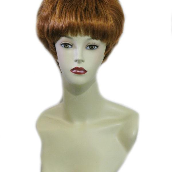 натуральный парик на моно стеке