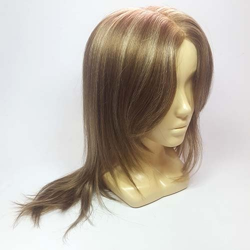 Парик из натуральных волос НМ-9205 #L12/26