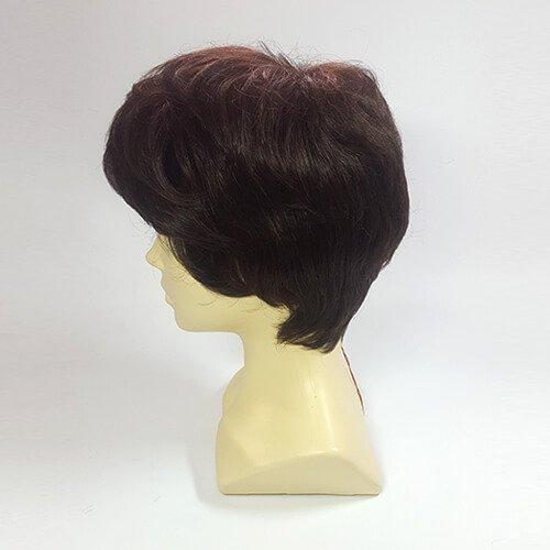 Парик из натуральных волос HM-163 6