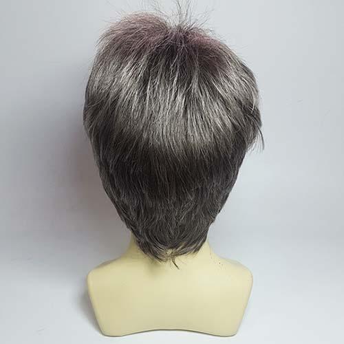 Парик из искусственных волос E-1777 #AB76