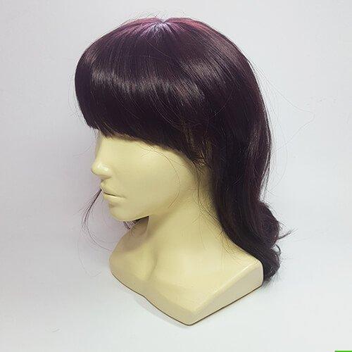 Парик из искусственных волос L-120 #2/99j