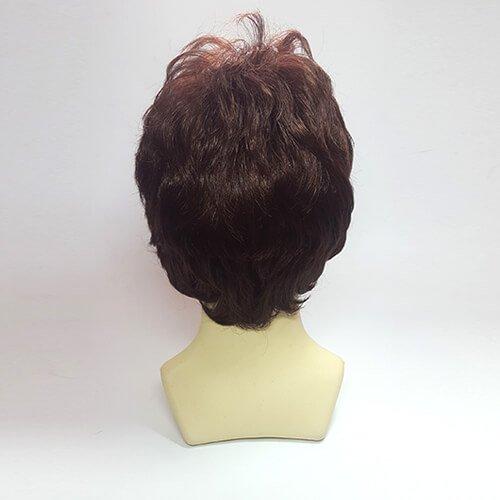 Парик из искусственных волос E-5339 15BT613