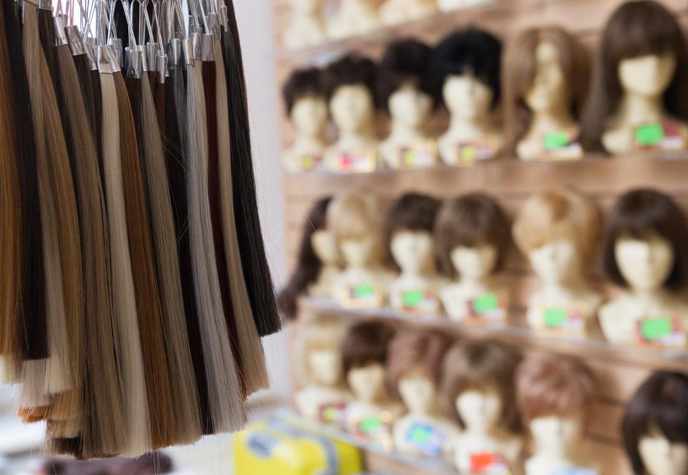 Купить парик недорого Парик-Оптом
