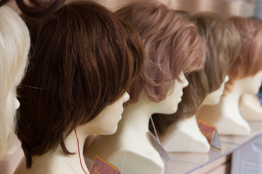Купить парик в Москве, натуральные и искусственные волосы Parik-Optom