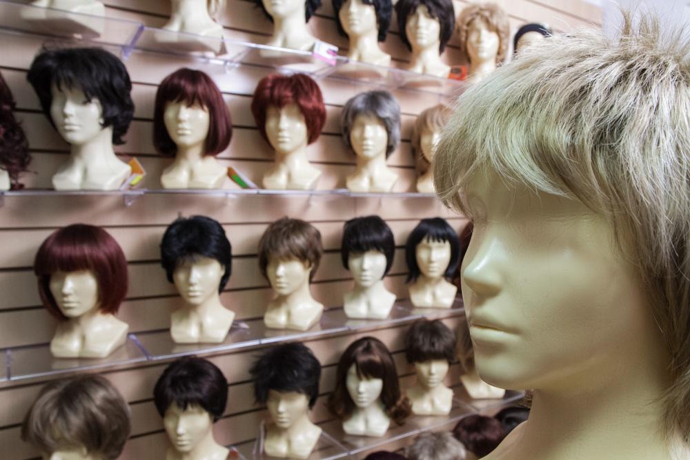 Короткий парик купить в Москве | Parik-Optom.ru