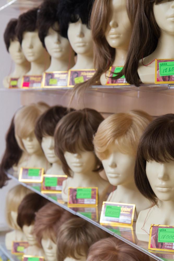 Купить натуральный парик в Москве недорого Parik-Optom