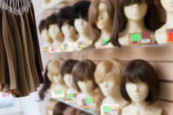 Купить парик на Таганской от 1000 руб.