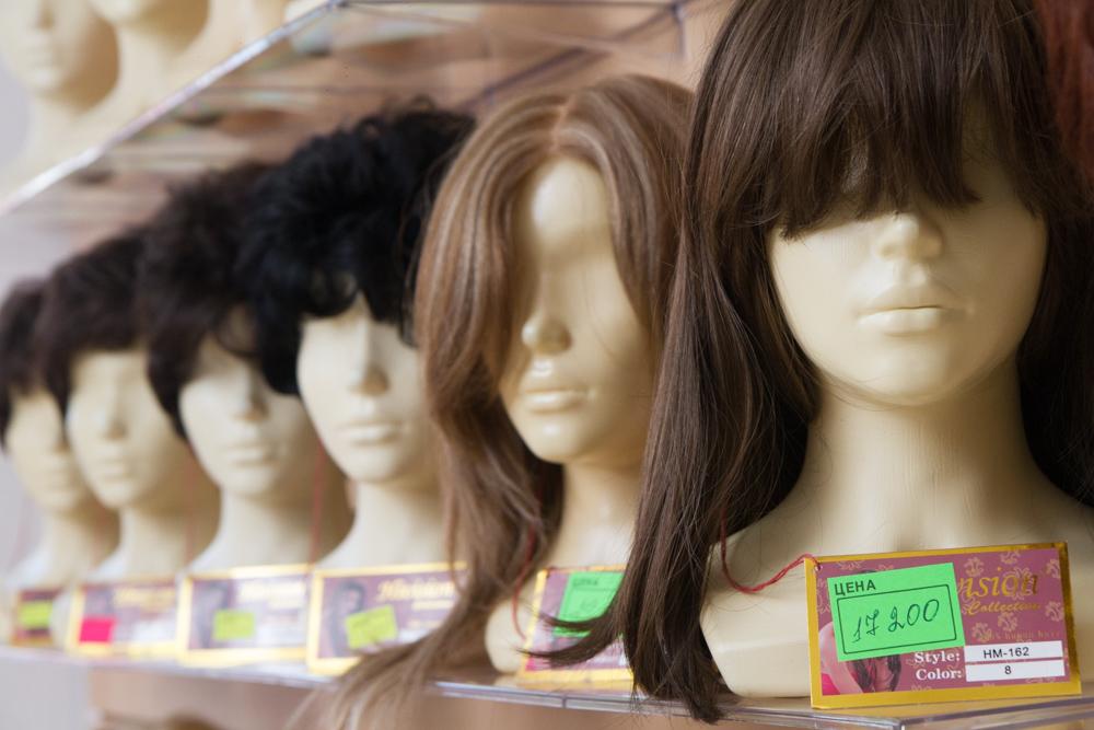 Купить парик в Москве недорого на Парик-Оптом
