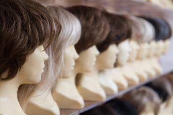 Купить парик из искусственных волос недорого Парик-Оптом