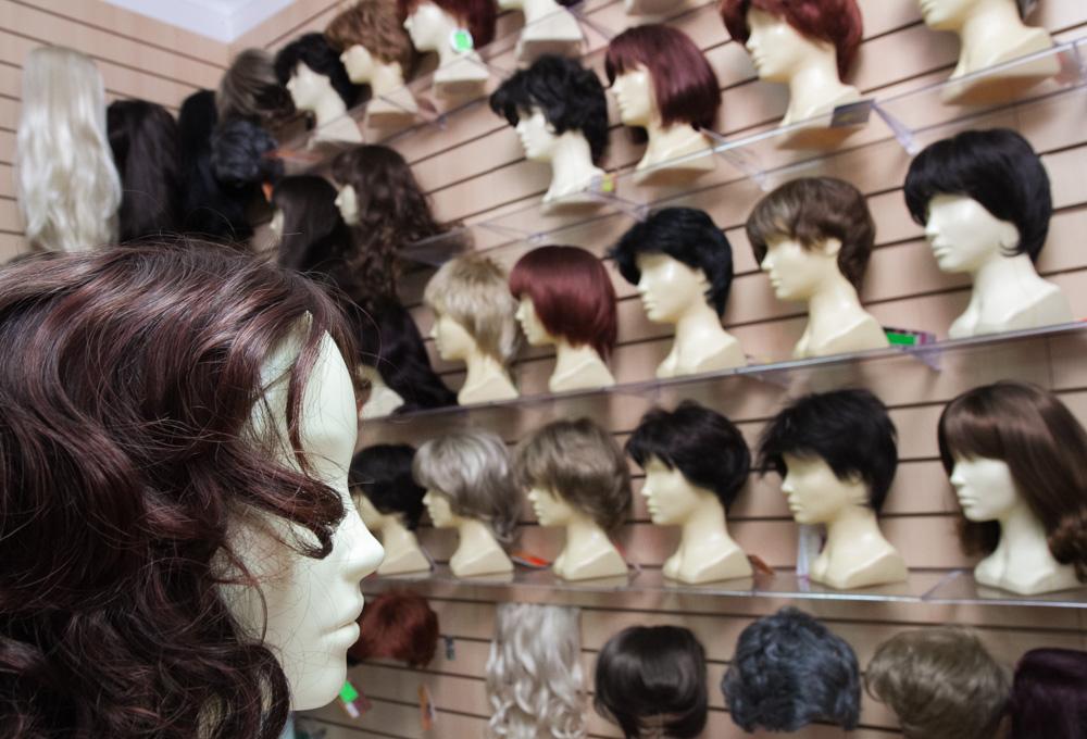 Парики из натуральных волос от 3710 рублей в Москве Парик-Оптом