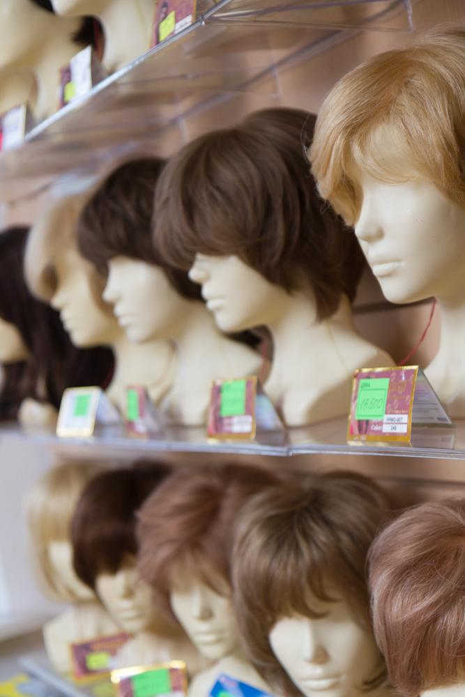 Парик из натуральных волос дешево, большой выбор Parik-Optom