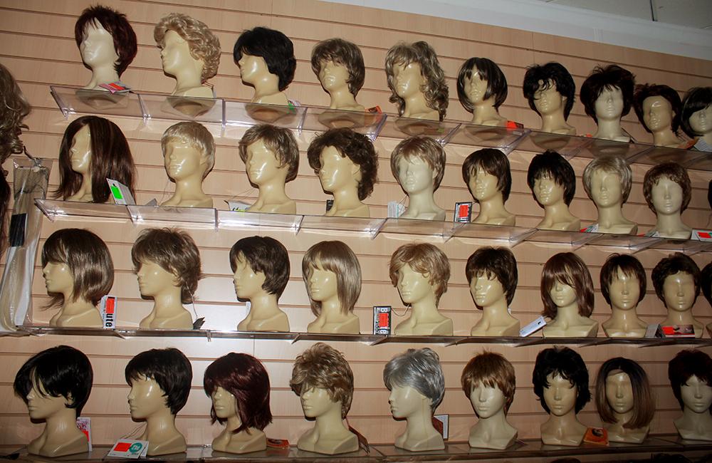 Где купить парик из натуральных волос в Москве Парик-Оптом