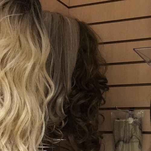 Иксусственные парики купить недорого в Москве