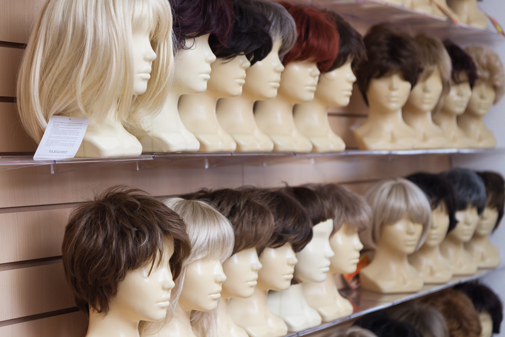 Купить парики недорого, натуральные и искусственные волосы Парики-Оптом