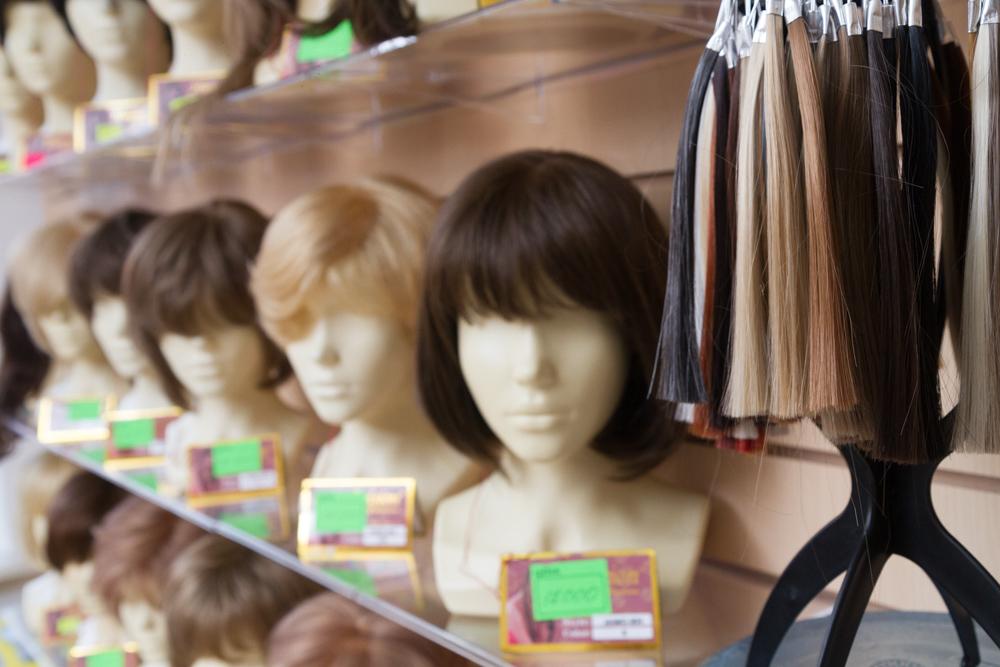 Натуральные парики по самым доступным ценам Парики-Оптом