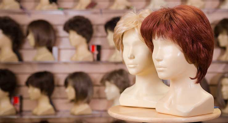Парик с короткими волосами от 1330 рублей в Москве Parik-Optom.ru