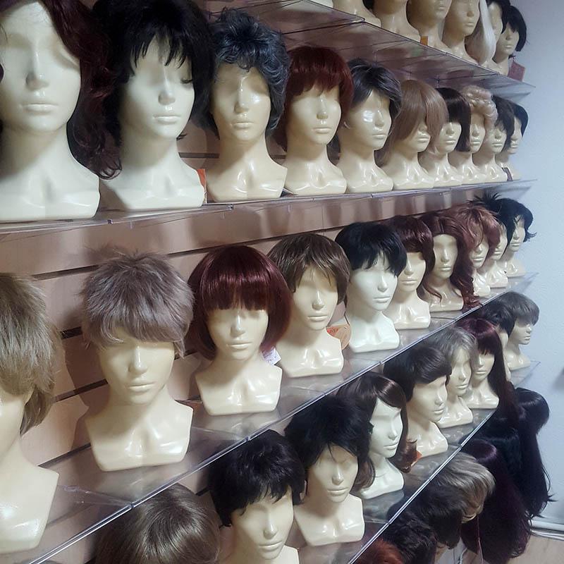 купить парик недорого