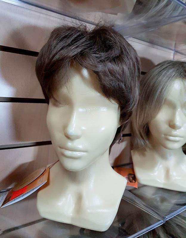 натуральный парик ручной работы