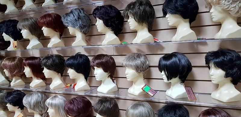 цены на парики