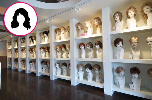 Адрес магазина париков