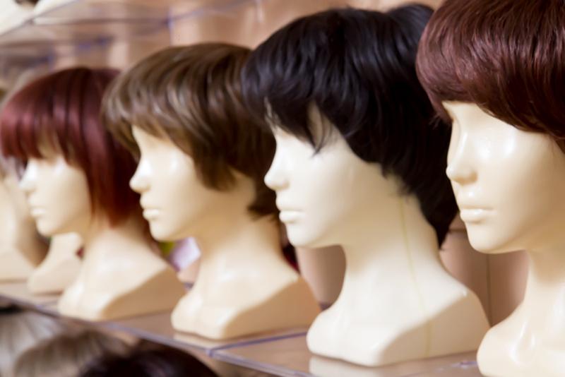 Парики из натуральных волос купить в Москве - parik-optom.ru