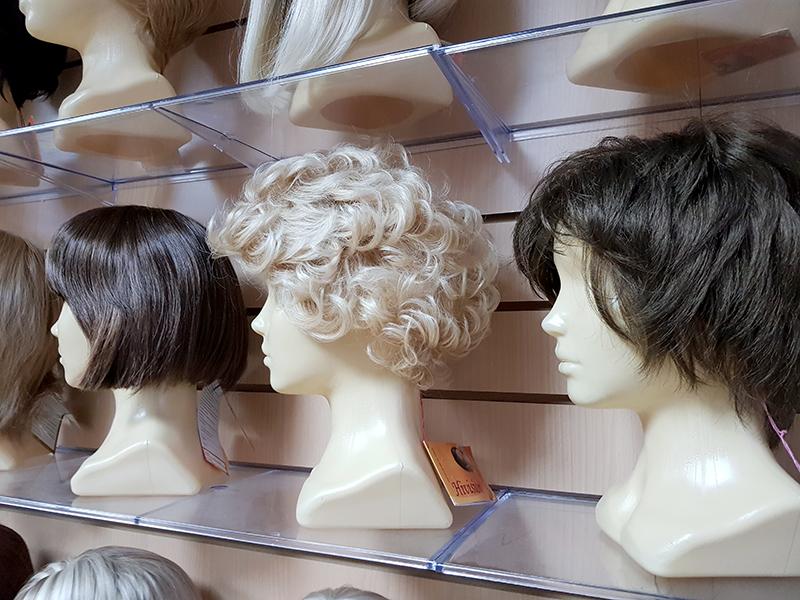 купить искусственный парик в москве
