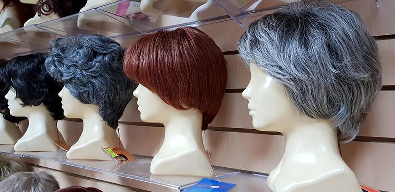 парик из искусственных волос купить в москве