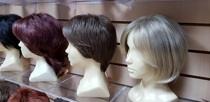 парик из натуральных волос по оптовой цене