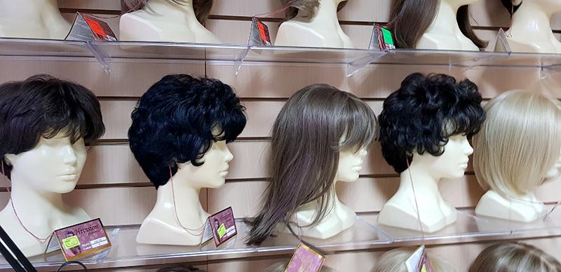 купить парик из натуральных волос в москве