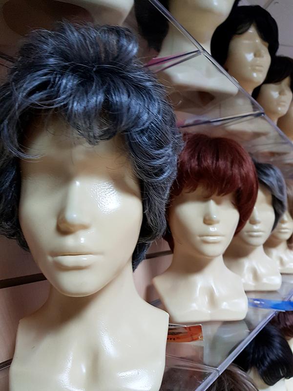 парик ручной работы недорого