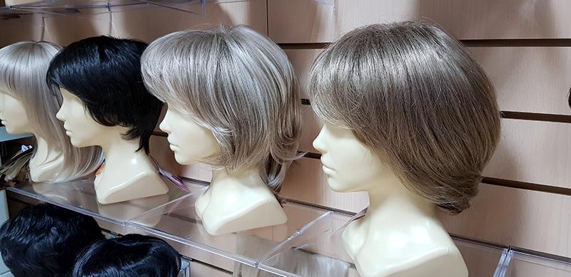 натуральный парик ручной работы купить