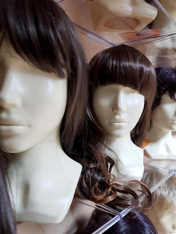 натуральный парик купить в Москве