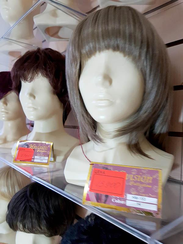 парик из натуральных волос купить по оптовой цене