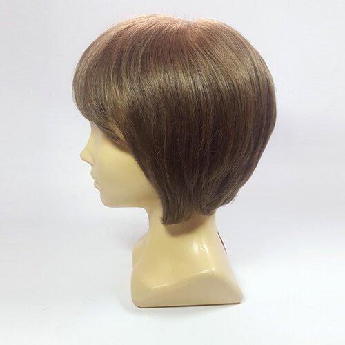 Парик из натуральных волос HHMO-909 12
