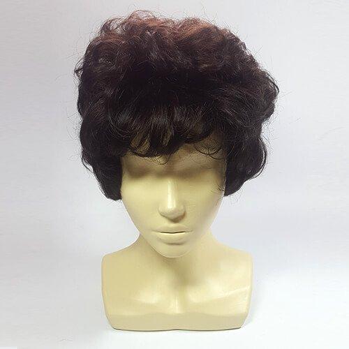Парик из натуральных волос HM-146 2