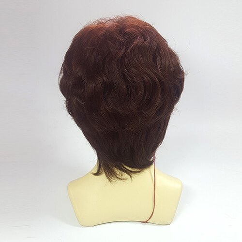 Парик из натуральных волос HM-132 33A