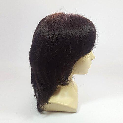 Парик из натуральных волос Mono-701 4