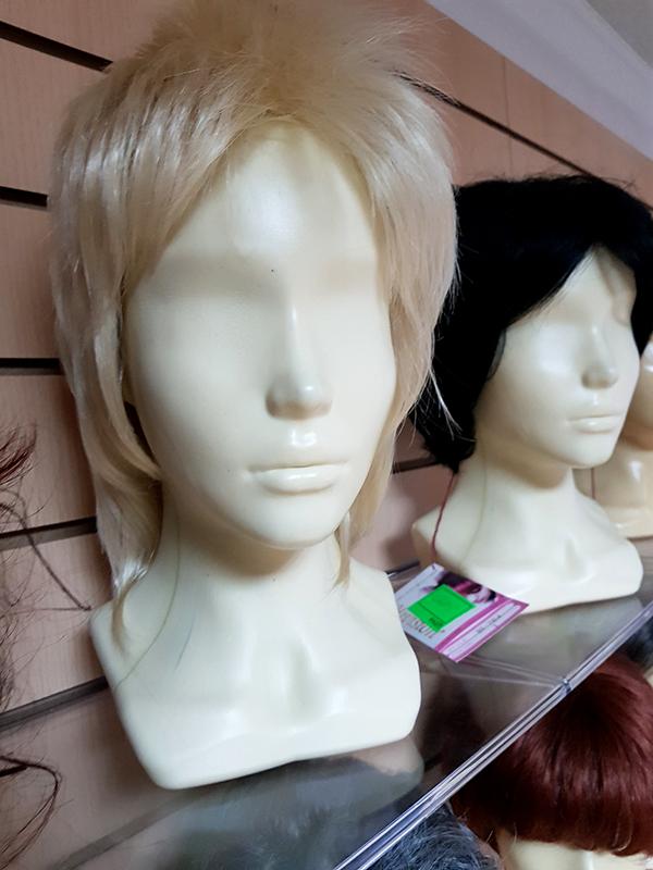 заказать парик в интернет магазине