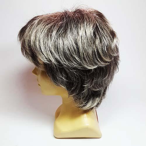 Парик из искусственных волос E-FLORA #AB76