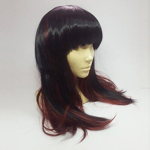 Парик из искусственных волос L-8884 #1/1T139/139